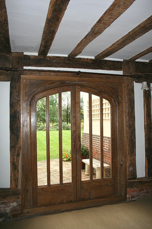 Oak doors oak interior french doors for Oak french doors