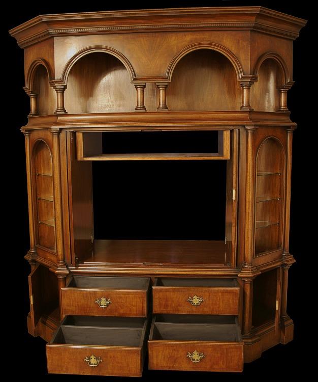 Georgian style mahogany furniture for Replica furniture uk